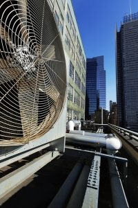 commercial-rooftop-unit-fan