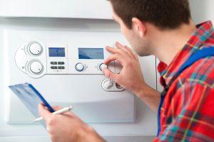 tech-servicing-heating-panel