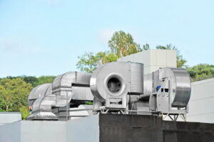 Industrial-ventilation-system